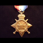 1914/15 STAR to 9340 PTE Albert FROTH 3rd WORCESTERSHIRE REGT who went to France 2/4/15 & later t...