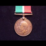 MERCANTILE MARINE WAR MEDAL to CHARLES COMBE. Born Leith 1869. Awarded several 'Certificates of C...