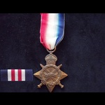 1914/15 STAR to G-3079 PTE Thomas James SEALE 12th ROYAL FUSILIERS. To France 1/9/15 with 12th R....