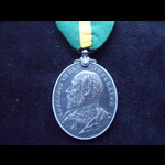 EviiR TFEM to 67 2nd CPL T. S. WIBBERLEY,  WEST RIDING DIVISIONAL ENGINEERS  R.E. His medal was a...