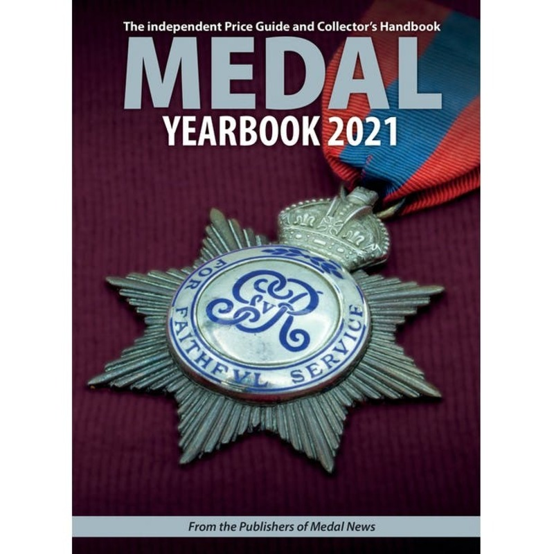 MEDAL YEARBOOK 2021 - New Sta. | Great War Medals