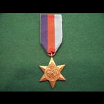 1939/45 STAR for WW2 service.. | Great War Medals