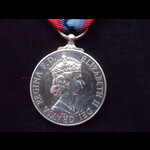 EiiR IMPERIAL SERVICE MEDAL  . | Great War Medals
