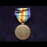 VICTORY MEDAL to 14254 PTE Fr. | Great War Medals