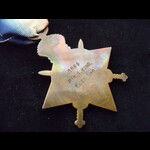 1914/15 STAR to PTE George Foard KING - Served at Gallipoli with 1/1st Sussex Yeomanry in 1915 & ...