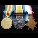 1914/15 TRIO WOTHERSPOON to 2. | Great War Medals