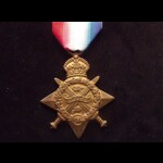 1914 STAR to 9061 DRUMMER Harry William BLOOMFIELD 2nd BEDFORDSHIRE REGT. To France 6/10/14 & qua...