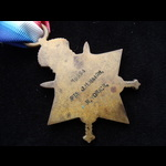 1914/15 STAR to 19954 PTE John Henry HAIGH W.YORK.R. Went to France 2/9/15 with 10th West Yorkshi...