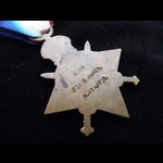 1914 Star to 6855 PTE Sidney JAMES 1st NORTH STAFFORDSHIRE REGT who served on the Western Front f...