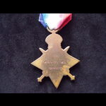 1914/15 STAR to 10105 PTE Wil. | Great War Medals