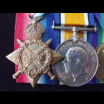 1914/15 TRIO & EviiR NAVAL LS&GC MEDAL to C.P.O GRIFFITHS RN - HMS VICTORY