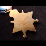 1914 STAR to 11840 PTE William SORRELL (Sorrill) 1st WORC.REGT, from Birmingham. To France 5/11/1...