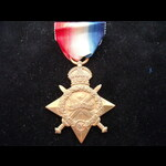 1914/15 STAR to PTE Robert Henry RAILTON 11th INFANTRY - Served with the 'Rand Light Infantry' in...