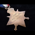 1914/15 STAR to 12833 PTE James Henry CUNLIFFE 1st EAST LANCASHIRE REGT. Served on the Western Fr...