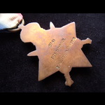 1914 STAR to 9741 PTE Harry HARDY 2nd NOTTS.& DERBY.R. To France 8/9/14 & was taken German Prison...