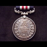 GvR MILITARY MEDAL to 56978 L.CPL-A.2.CPL Charles SAYLE 105th Field Company, R.E. from Notting Hi...