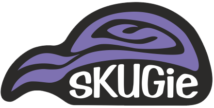 Skugie - The essential watersports accessory - Logo