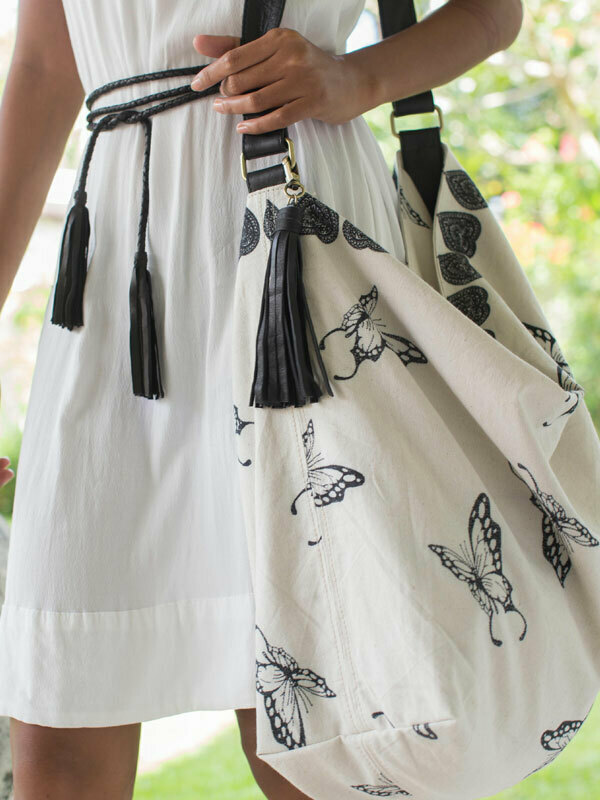 The Big Butterfly Bag | EmAsia Designs