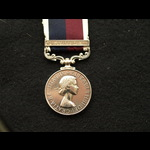 Royal Mint Issued Specimen QE2 Royal Air Force Levies Long Service & Good Conduct Medal not named