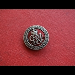 Silver War Badge Pte Clark 15th Royal Fusiliers