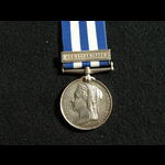 Egypt Medal Gemaizah 1888 Pte Poole 1 Welch R