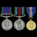 Rare Sierra Leone Group L/Cpl Salter Prince of Wales Own Regiment