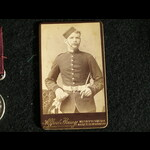 Army LSandGC 1120 Pte Wilson Queens Royal West Surrey and Photo