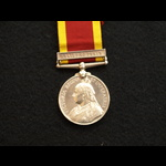 China Medal clasp Relief of Pekin Pte Tarpey 2nd Royal Welsh Fusiliers