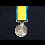 Baltic Medal unnamed as issued to RN or RM
