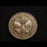 1916 Jutland Commemorative Medal in silver by Spink & Son