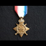 1914/15 Star Pte Rubery 19th Welsh Regt