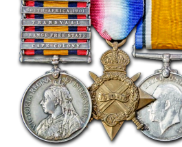 Sell Military Medals