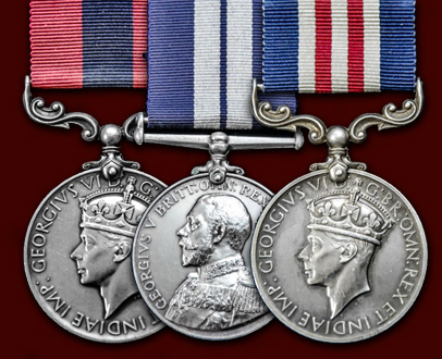 View Our Latest Military Medals